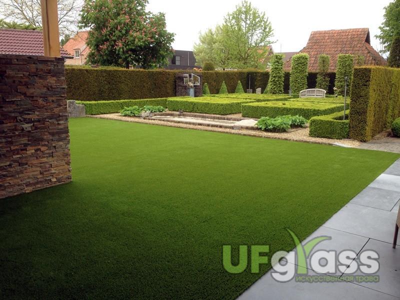 Ландшафтная искусственная трава: виды, различия