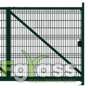 Ворота Откатные 1,7х4,0 м