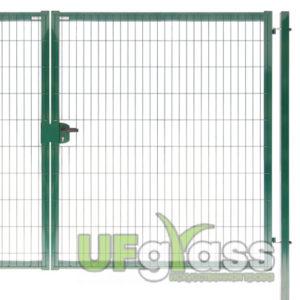 Ворота Распашные 1,5х6,0 м
