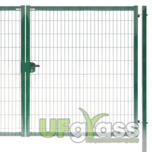 Ворота Распашные 2,4х4,0 м